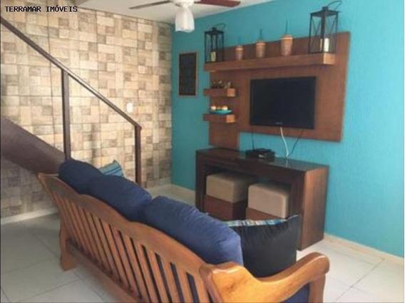 Casa Em Condomínio Para Venda Em Armação Dos Búzios, Geribá, 2 Dormitórios, 2 Banheiros - Cc 151_2-818755