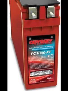 Batería Odyssey Extreme Pc 1800 -ft Arranque En Frio