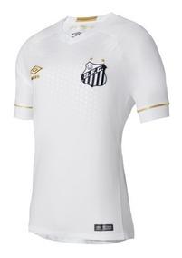 low priced bbf95 8e9a3 Camiseta Santos Brasil Umbro Titular Original Envio Al País