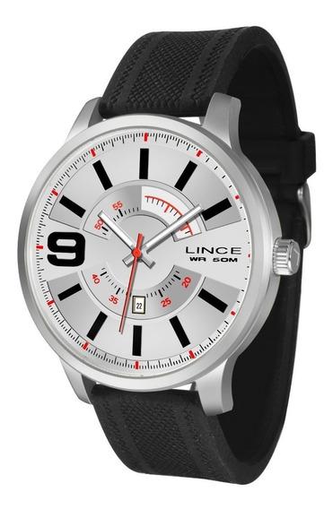 Relógio Masculino Lince (orient) Mrph056s Preto