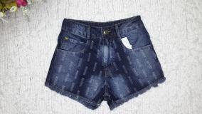 Short Jeans - Com Regulagem