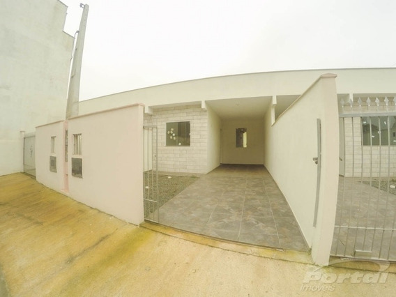 Casa Geminada Com 02 Dormitório No Bairro Itacolomi - Balneário Piçarras. - 3578964