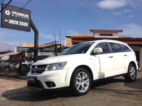 Dodge Journey Rt 2014 Branca Gasolina
