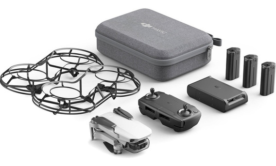 Dji Mavic Mini - Fly More Combo - Pronta Entrega
