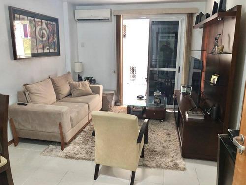 Apartamento Com 2 Quartos, 79 M² Por R$ 400.000 - Santa Rosa - Niterói/rj - Ap46378