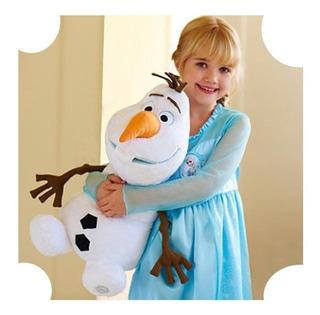 Olaf Frozen Peluche 50cm Juguete Regalo Niña Disney