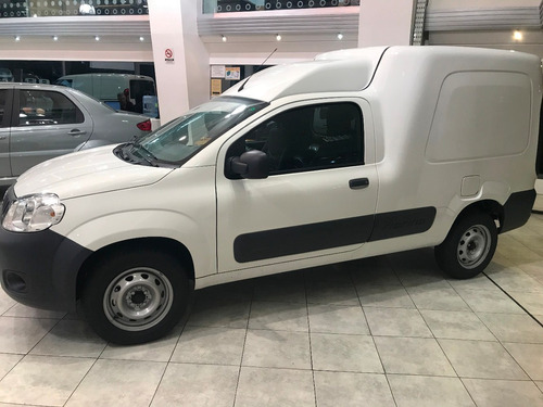 Fiat Fiorino 1.4 Fire Pack Top 2 Color Blanca Okm Ea
