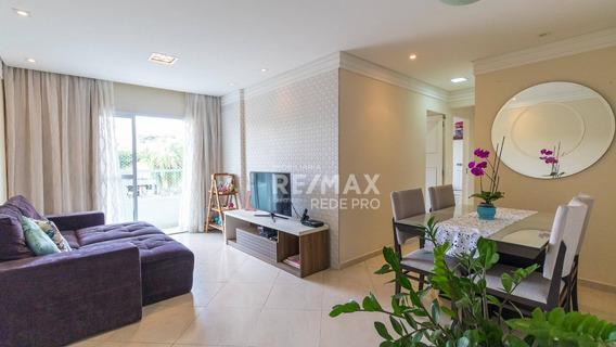 Apartamento Com 3 Dormitórios E 1 Suite, À Venda, 80 M² No Jardim Bela Vista - Valinhos/sp - Ap2964