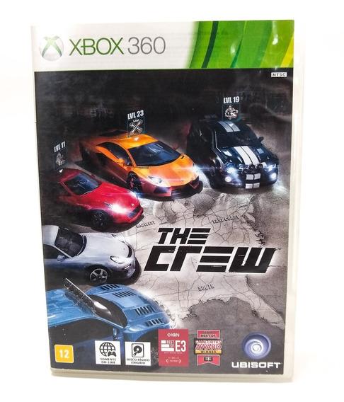 Jogo The Crew Xbox 360 Mídia Física Apenas O Disco 2