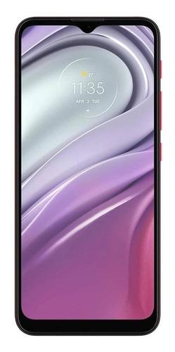 Imagem 1 de 5 de  Moto G20 Dual SIM 64 GB pink 4 GB RAM