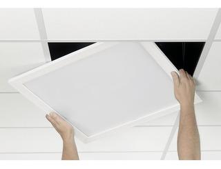 Panel Led 48w 60x60 Embutir Luz Blanca Fría O Cálida