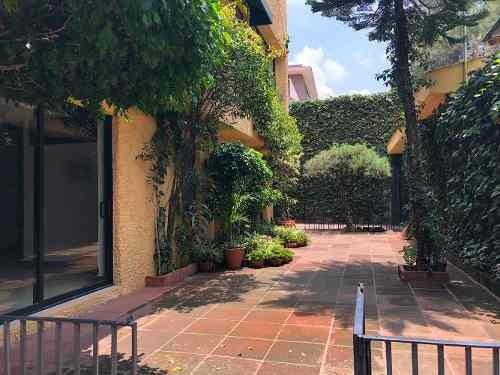 Excelente Casa Duplex En Las Lomas De Chapultepec