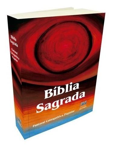 Bíblia Sagrada Pastoral Catequética Popular Ed.ave Maria