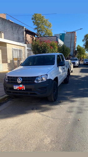 Volkswagen Amarok 2021 2.0 Cd Tdi 180cv 4x2 Trendline