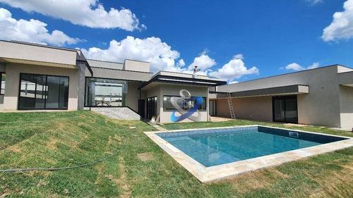 Sobrado À Venda, 495 M² Por R$ 3.300.000,00 - Condomínio Reserva Do Paratehy - São José Dos Campos/sp - So0570
