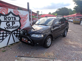 Fiat Palio 1.6 Mpi Adventure Weekend 16v Completo