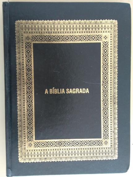 Livro - A Bíblia Sagrada - Com Ilustrações
