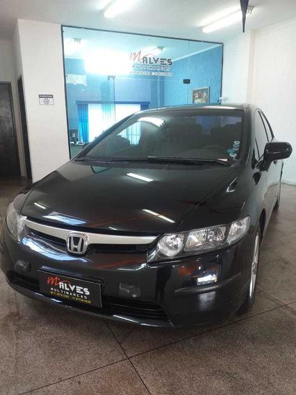 Honda / Civic 2007 Flex 5 Portas