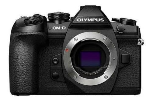Câmera Olympus Om-d E-m1 Mark Ii Corpo Preto