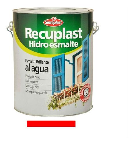Recuplast Hidroesmalte | Grupo 1 | X4lt