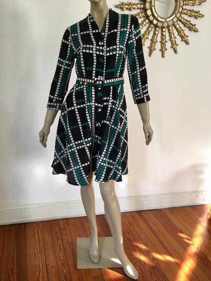 Vestido Camisero Juicy Couture, Vintage