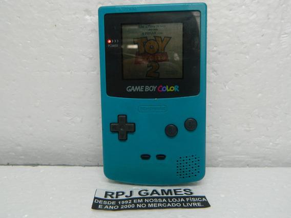 Game Boy Color Funcionando Perfeitamente - Loja No Centro Rj