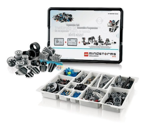 Imagen 1 de 4 de Lego Education Mindstorms Ev3 Set Expansión Cod. 45560