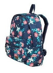 Mochila Roxy Morning Light 9012 Envío Gratis/senise Surf
