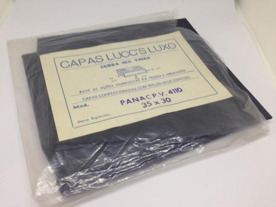 Capa Protetora De Video Cassete ( Vhs ) - Raridade !
