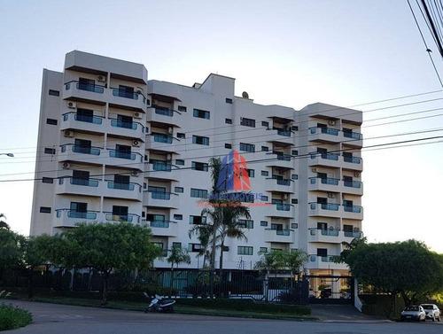 Imagem 1 de 3 de Apartamento Com 3 Dormitórios À Venda, 158 M² Por R$ 750.000 - Edifício Solar Dos Imigrantes - Jardim Glória - Americana/sp - Ap1495
