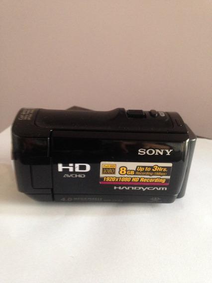 Filmadora Sony Avchd Full Hd 1080 Hd 8gb
