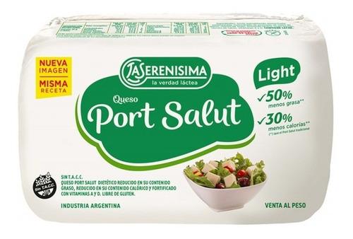 Queso Port Salut Light La Serenísima X 450g