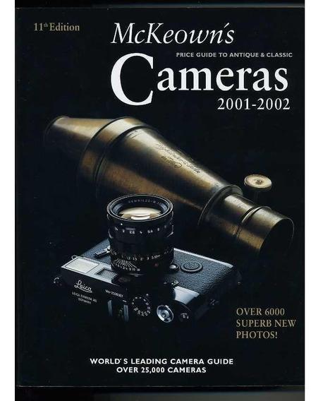 Guia Preços Cameras Antigas. Ingles Pdf 19,99r$