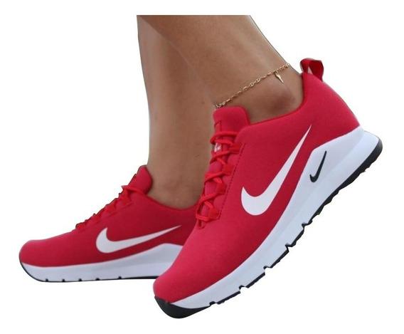 ed7ad38269 tenis de moda para mujer rojos 1 en mercado libre
