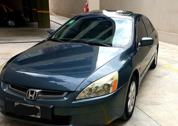 Honda Accord 2.4 Ex At 2004