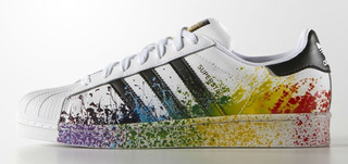 adidas Superstar Originals Pride Back Envio Gratis