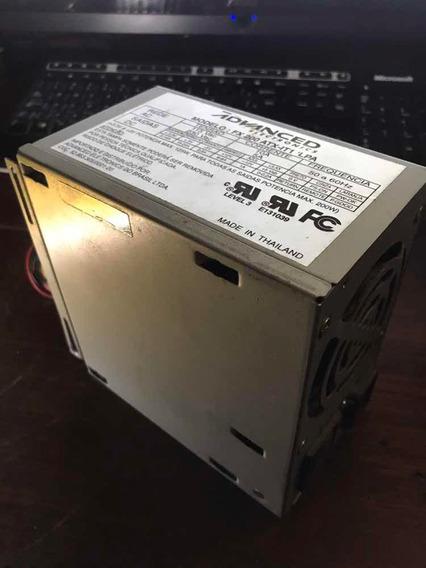 Fonte Advanced Electronics Fx200atx-it1 Lpa