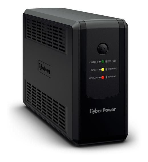 No Break Cyberpower Ut750g, 750 Va/ 375 W, Interactivo, Indi