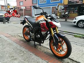 Honda Cb190r Mod 2017, Como Nueva *biker Shop*!!!!!!