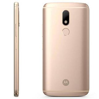 Motorola Moto M Dourado