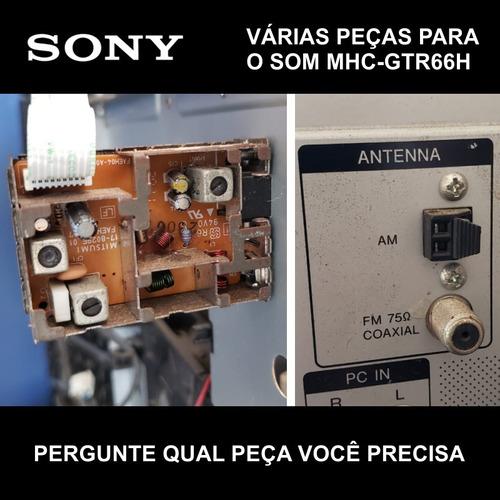 Diodo Varicap Varactor Antena Sony Mhc Gtr66h Gtr66 Gtr88 H