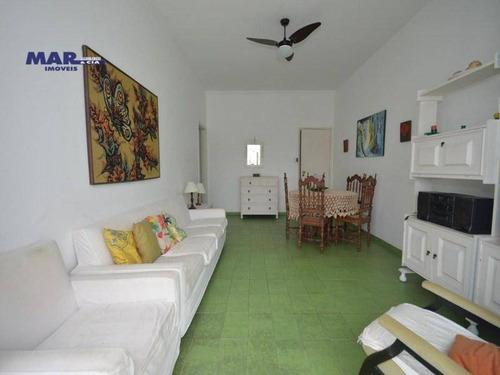 Imagem 1 de 11 de Apartamento Residencial À Venda, Vila Maia, Guarujá - . - Ap9445