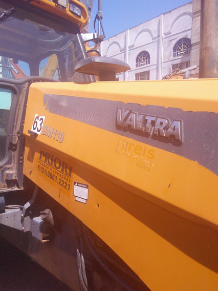 Trator Valtra Bm 110 4x4 2010