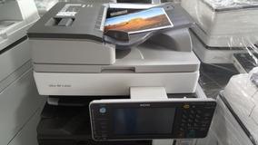 Impressora Ricoh Mpc 4502 Multifuncional Colorida - Revisada