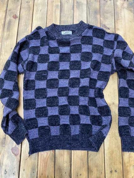 Gianni Versace Suéter Para Caballero Talla M