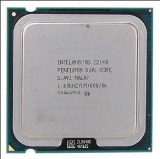 Processador Intel Dual Core 1.6 Ghz / 1m / 800 / 06 E2140