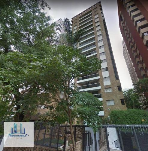 Imagem 1 de 10 de Apartamento Com 2 Dormitórios À Venda, 90 M² Por R$ 1.290.000 - Moema - São Paulo/sp - Ap3508