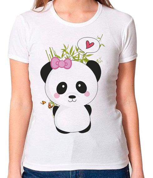 Blusa Panda