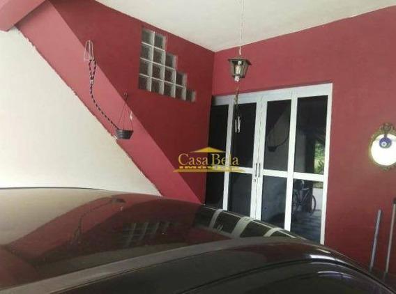 Casa Com 2 Dormitórios À Venda, 74 M² Por R$ 350.000,00 - Vila Paulista - Rio Claro/sp - Ca2268