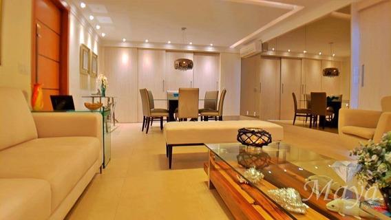 Apartamento 3 Suítes + Home, 184 M² C/ Armários Na 204 Sul - Montese - Ap0107